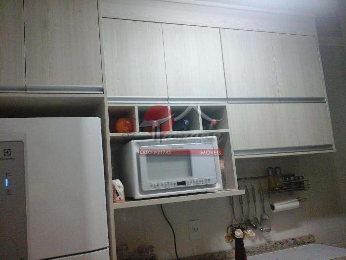 Apartamento de 2 dormitórios em Vila Monte Santo, São Paulo - SP