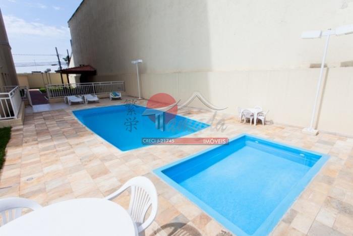 Apartamento de 2 dormitórios à venda em Vila Monte Santo, São Paulo - SP