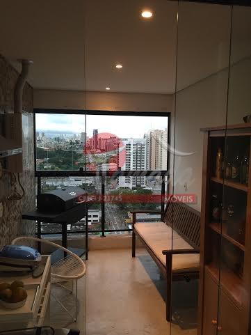 Apartamento de 2 dormitórios em Anália Franco, São Paulo - SP