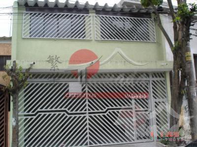 Sobrado de 3 dormitórios em Parque Cruzeiro Do Sul, São Paulo - SP