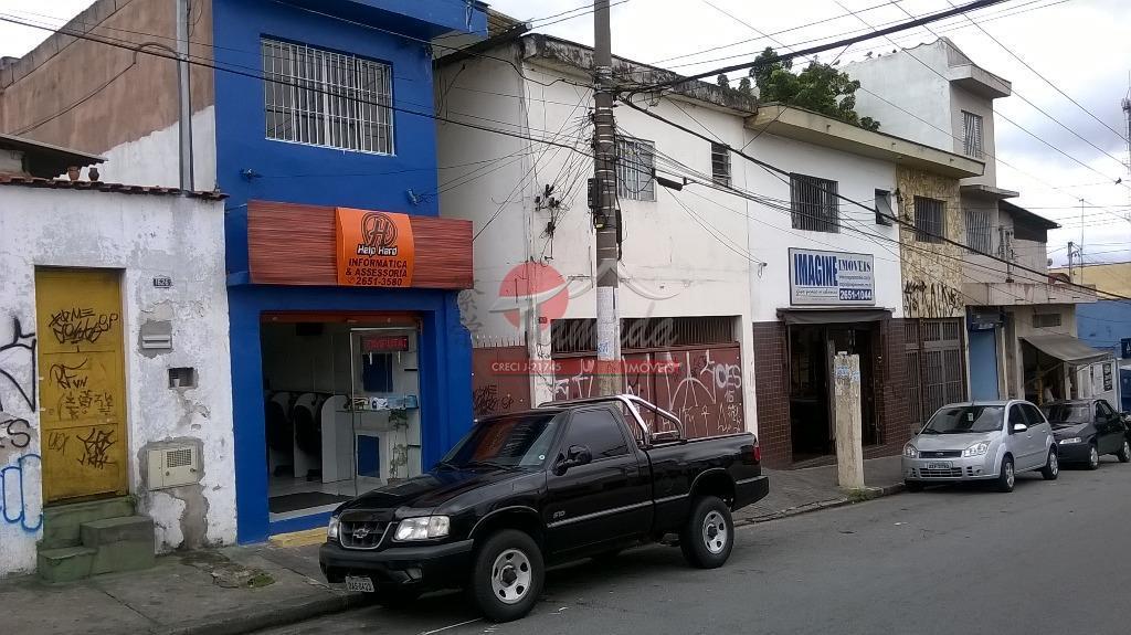 Casa de 2 dormitórios à venda em Vila Talarico, São Paulo - SP
