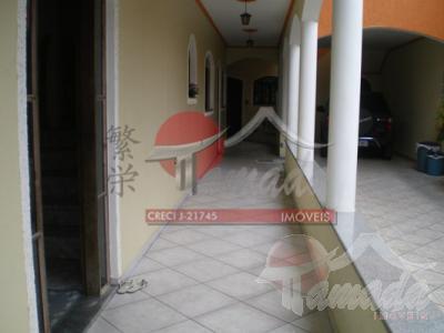 Sobrado de 4 dormitórios à venda em Vila Perreli, Poá - SP