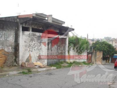 Terreno à venda em Vila Buenos Aires, São Paulo - SP