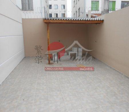 Sobrado de 2 dormitórios em Jardim Nordeste, São Paulo - SP
