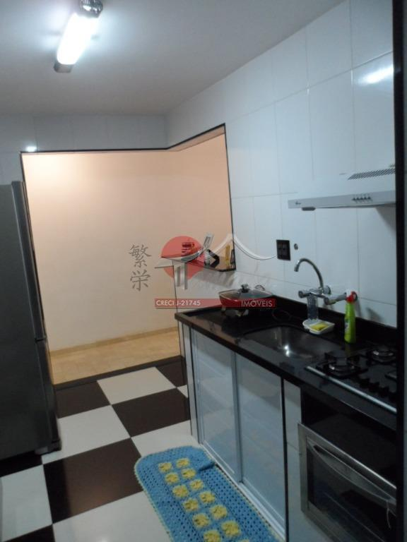 Apartamento de 2 dormitórios em Vila Isolina Mazzei, São Paulo - SP