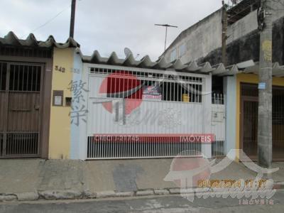 Casa residencial à venda, Vila Curuçá, São Paulo - CA0172.
