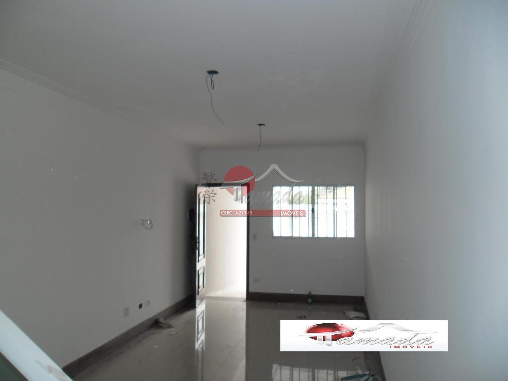 Sobrado residencial à venda, Jardim Nordeste, São Paulo - SO1465.