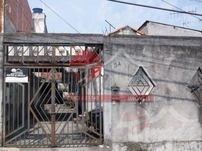 Casa de 2 dormitórios à venda em Penha De França, São Paulo - SP