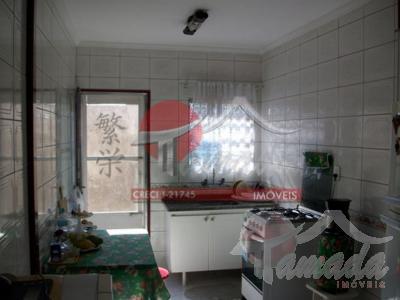 Casa de 1 dormitório à venda em Jardim De Lorenzo, São Paulo - SP