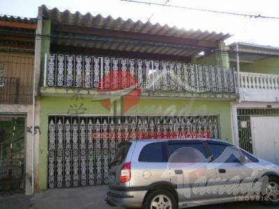 Sobrado de 2 dormitórios à venda em Jardim Maia, São Paulo - SP