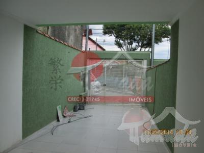Sobrado de 3 dormitórios em Vila Frugoli, São Paulo - SP