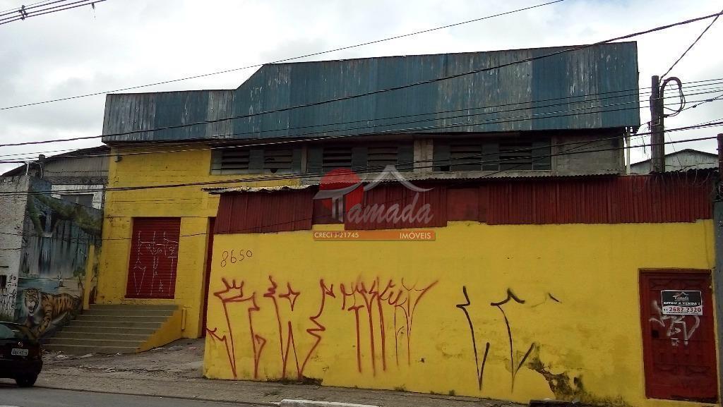 Galpão em Ermelino Matarazzo, São Paulo - SP