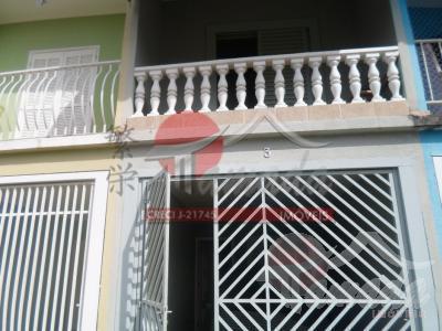 Sobrado de 2 dormitórios em Jardim Popular, São Paulo - SP