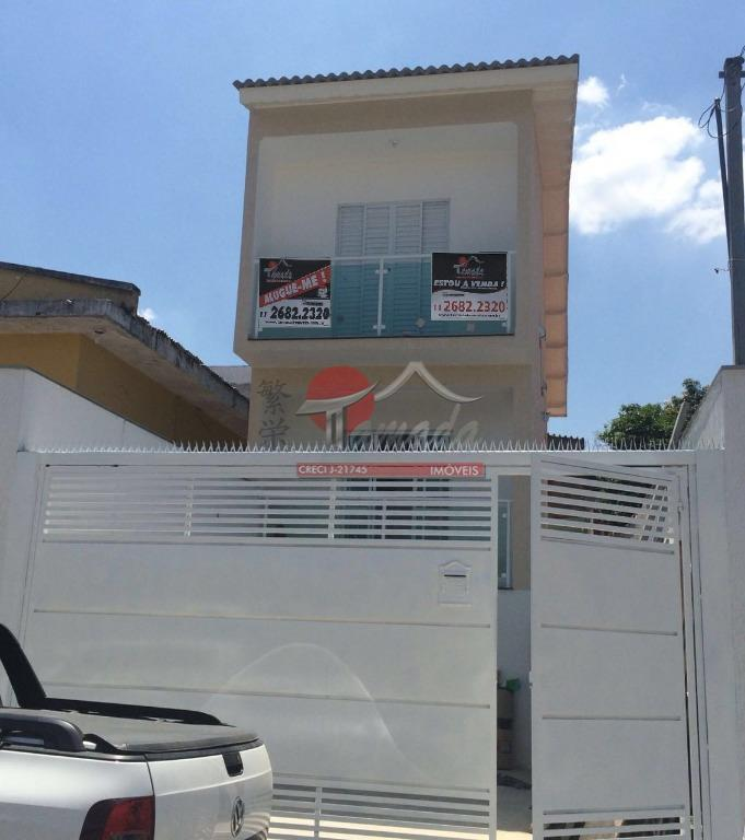 Sobrado com 3 dormitórios à venda e locação, 130 m² por R$ 525.000 - Jardim Popular - São Paulo/SP