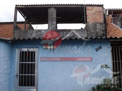 Casa de 2 dormitórios à venda em Jardim Bartira, São Paulo - SP