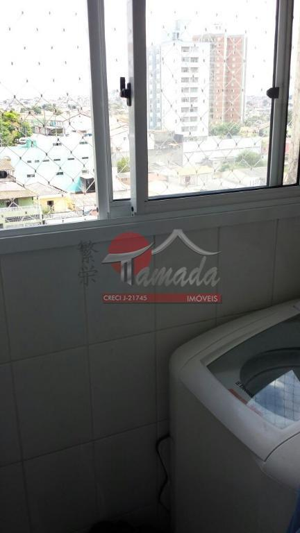 Apartamento de 2 dormitórios em Vila Paranaguá, São Paulo - SP