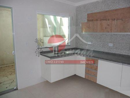 Sobrado de 2 dormitórios em Vila Curuçá, São Paulo - SP