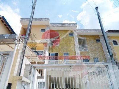 Sobrado de 3 dormitórios à venda em Vila Euthalia, São Paulo - SP