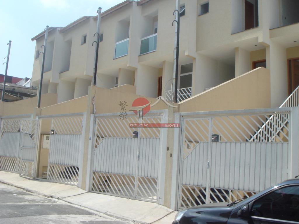 Sobrado residencial à venda, Vila Granada, São Paulo - SO1816.