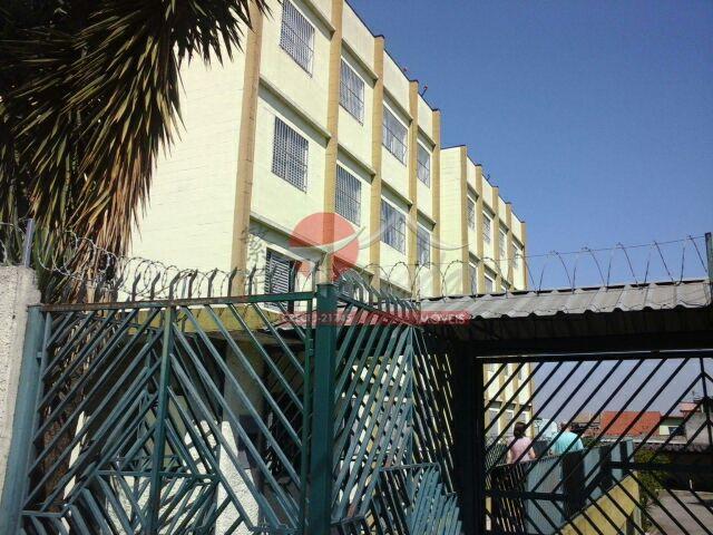 Apartamento com 2 dormitórios à venda, 55 m² por R$ 235.000 - Jardim Três Marias - São Paulo/SP