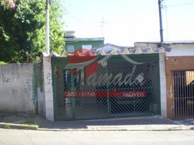 Casa residencial à venda, Jardim São Carlos (Zona Leste), São Paulo - CA0229.