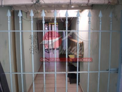 Casa de 3 dormitórios à venda em Jardim São Carlos (Zona Leste), São Paulo - SP