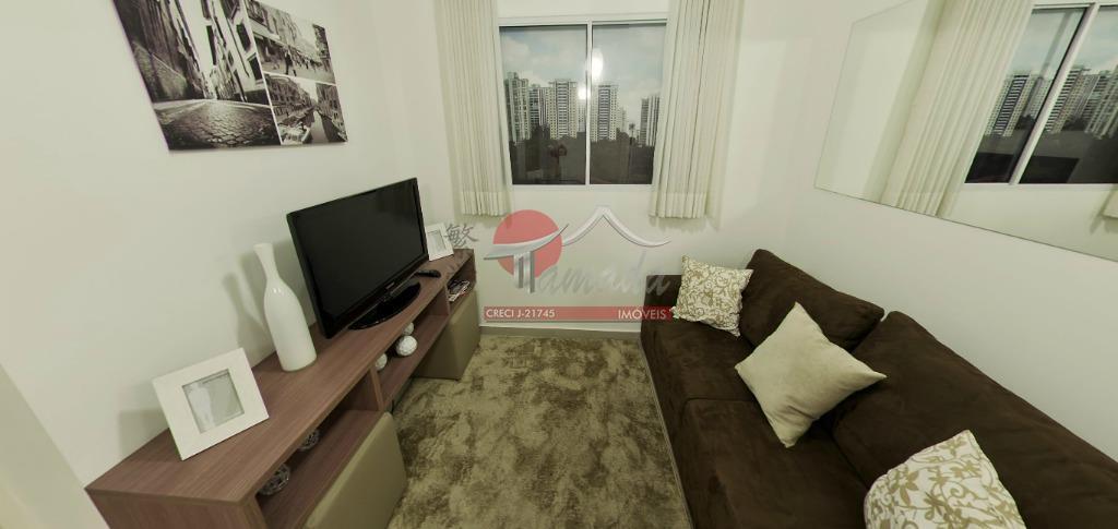 Apartamento de 2 dormitórios em Vila Nova Curuçá, São Paulo - SP