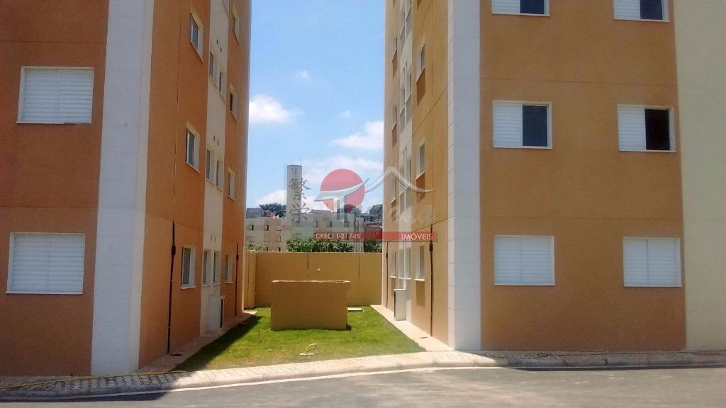Apartamento de 2 dormitórios à venda em Vila Nova Curuçá, São Paulo - SP