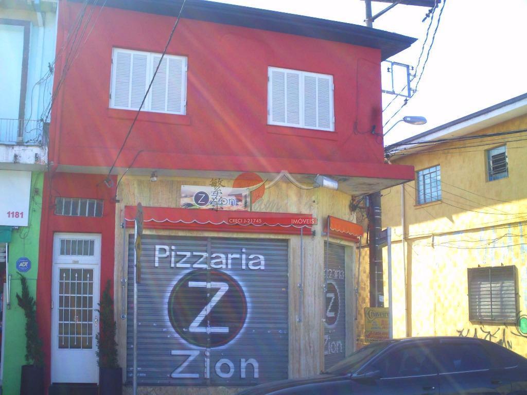 Salão à venda em Vila Ré, São Paulo - SP