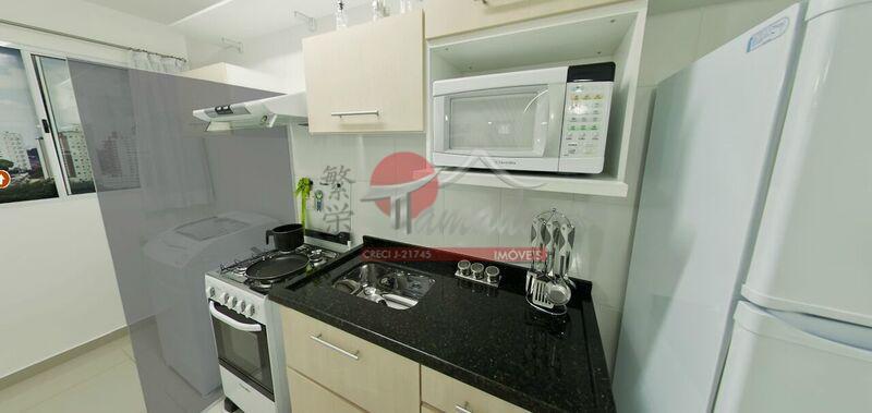Apartamento de 2 dormitórios em Vila Nova Aparecida, Mogi Das Cruzes - SP