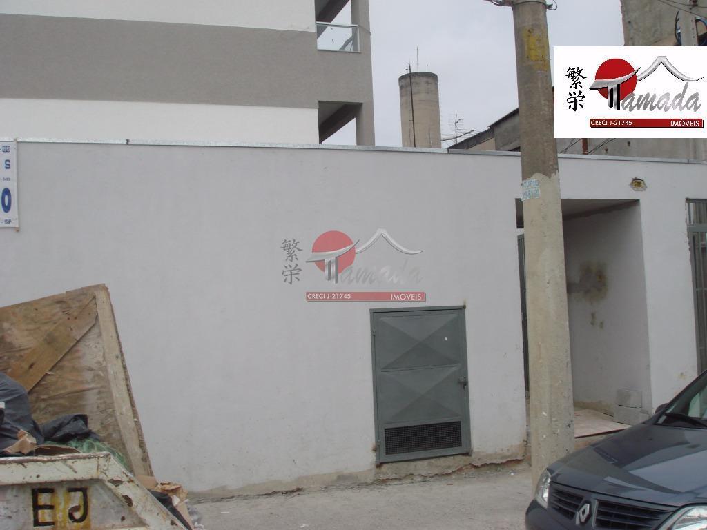 Apartamento de 1 dormitório em Vila Esperança, São Paulo - SP
