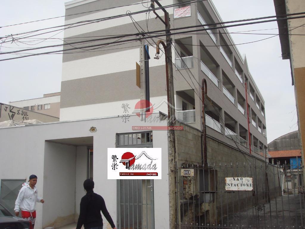 Apartamento residencial à venda, Vila Esperança, São Paulo - AP0722.