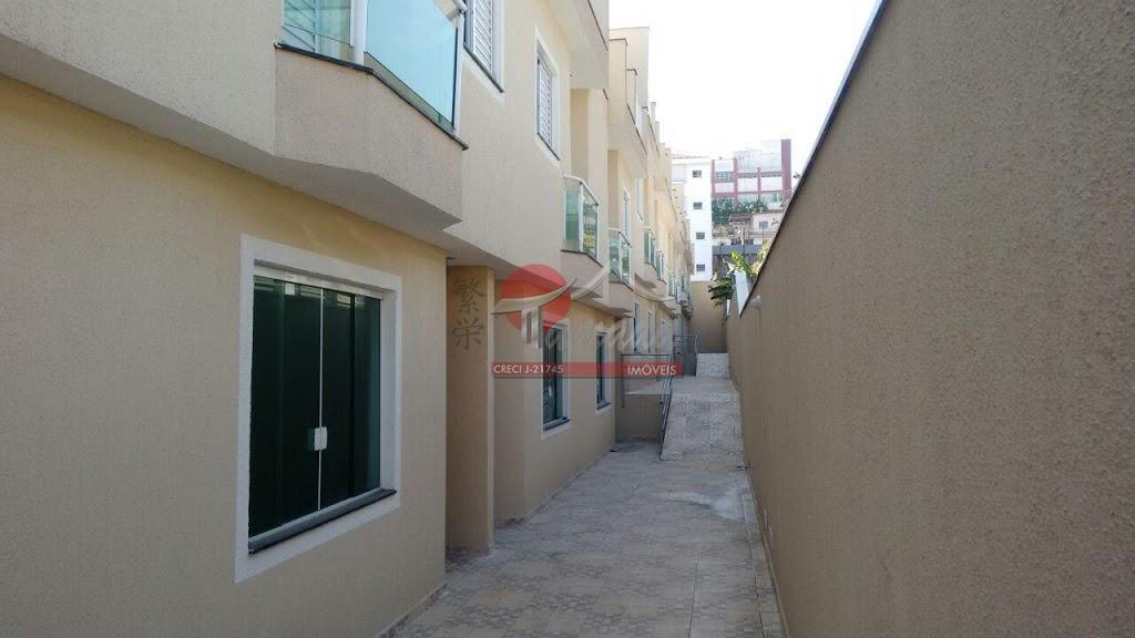 Sobrado residencial à venda, Penha, São Paulo - SO2089.
