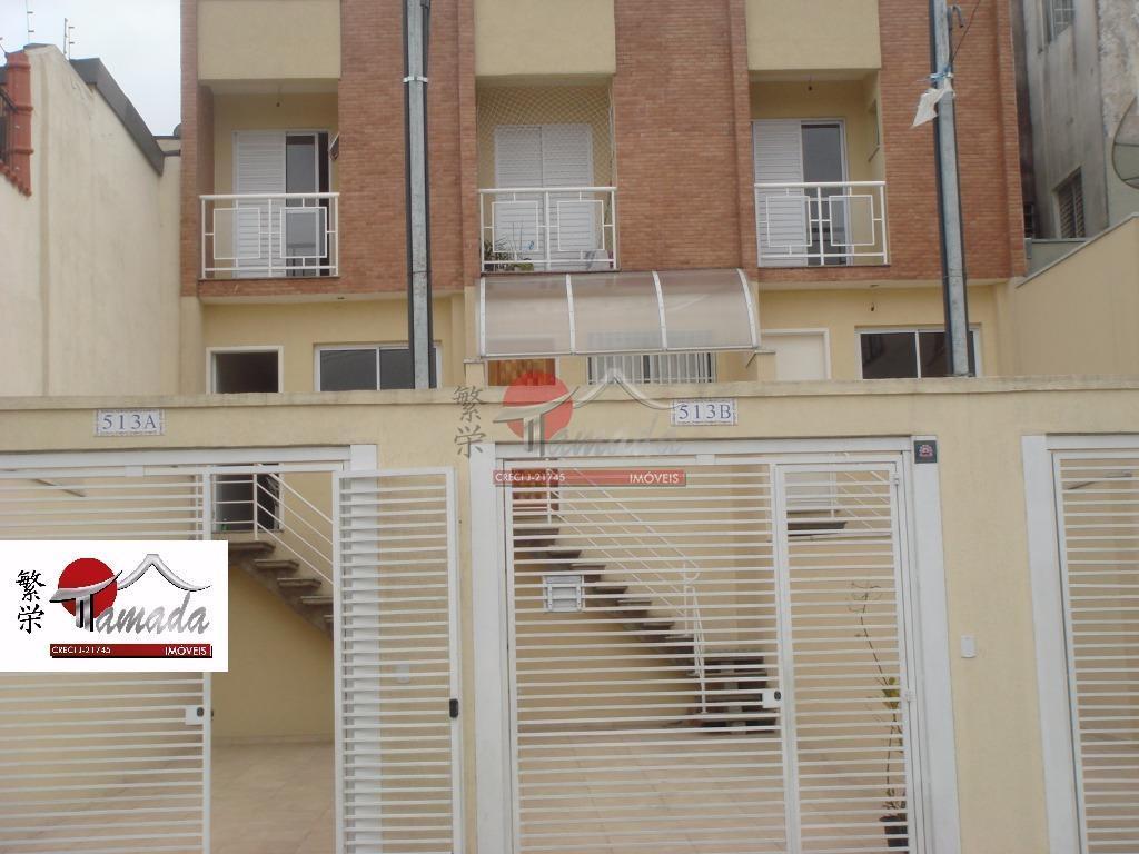 Sobrado residencial à venda, Vila Aricanduva, São Paulo - SO0990.