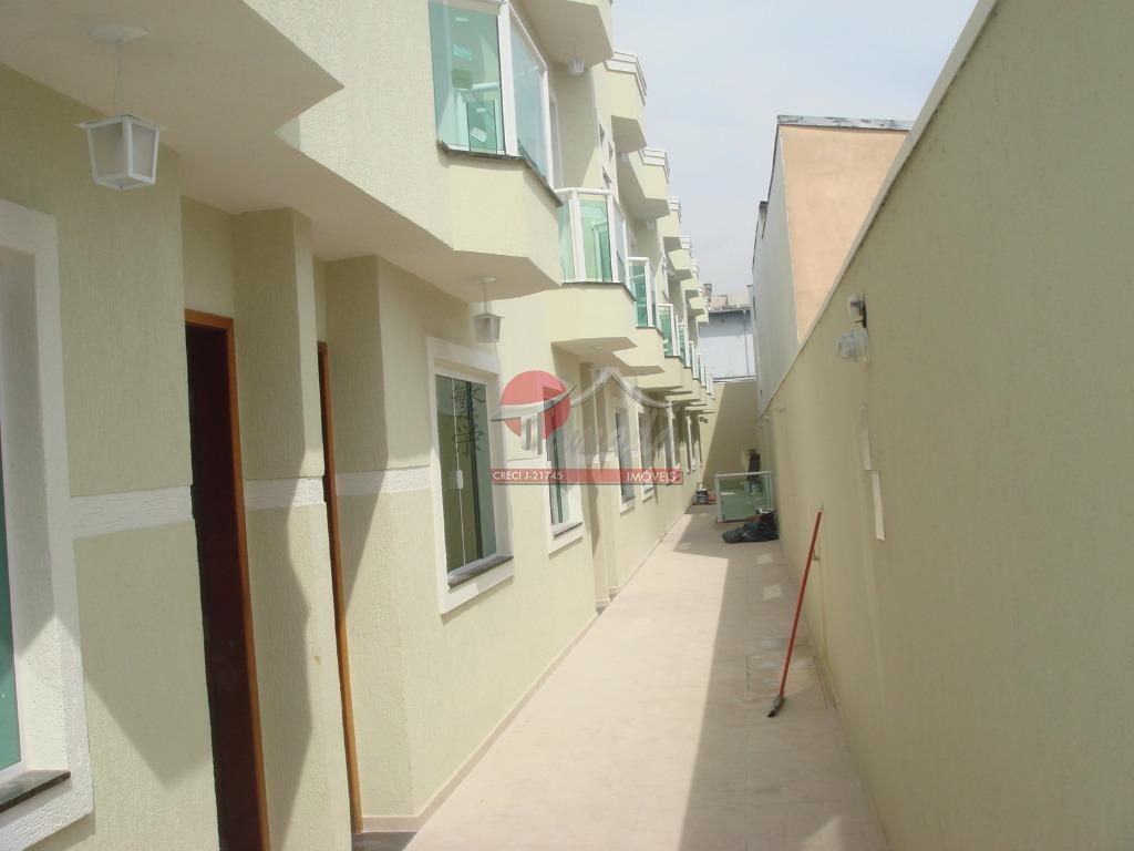 Sobrado com 2 dormitórios à venda, 65 m² por R$ 260.000 - Vila Ré - São Paulo/SP