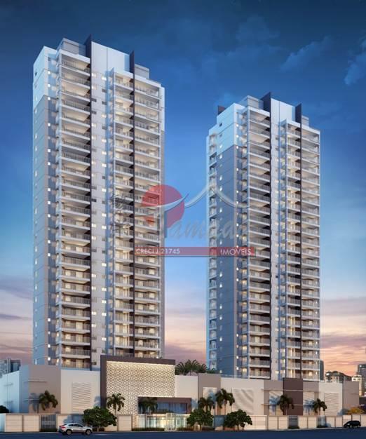 Apartamento residencial à venda, Parque São Jorge, São Paulo - AP0746.