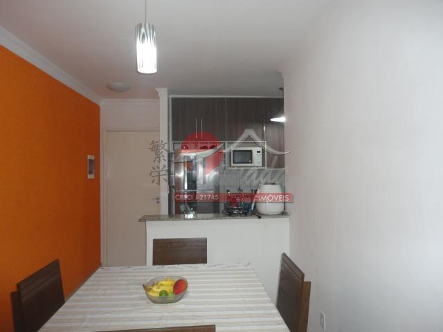 Apartamento residencial à venda, Jardim Jaú (Zona Leste), São Paulo - AP0753.