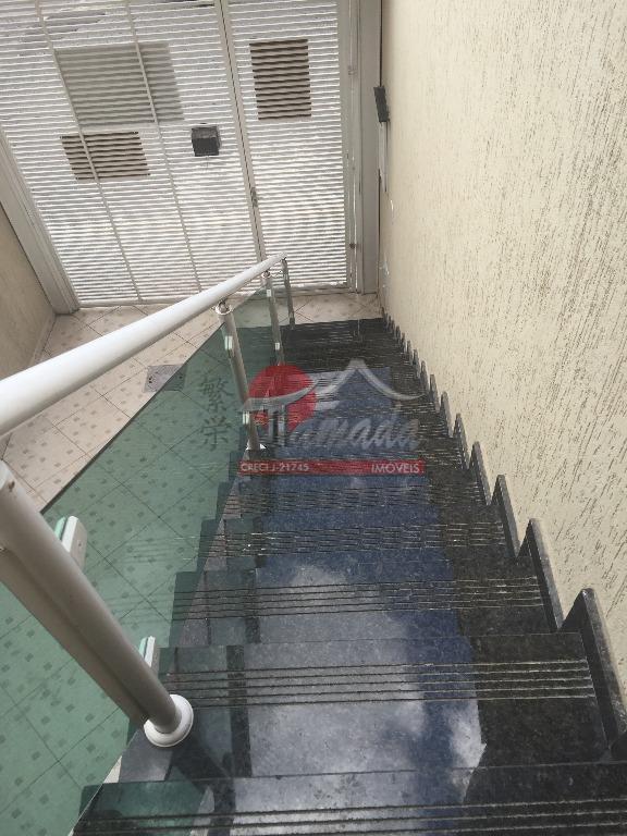 Sobrado de 3 dormitórios em Jardim Nordeste, São Paulo - SP