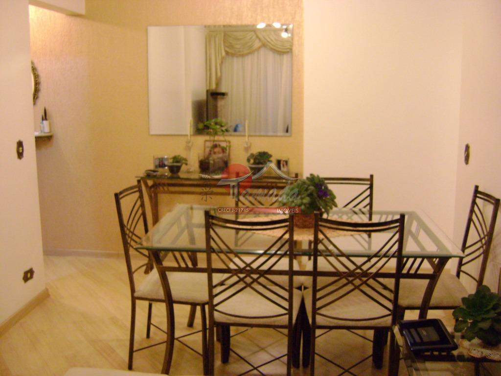 Apartamento residencial à venda, Vila Santana, São Paulo - AP0790.