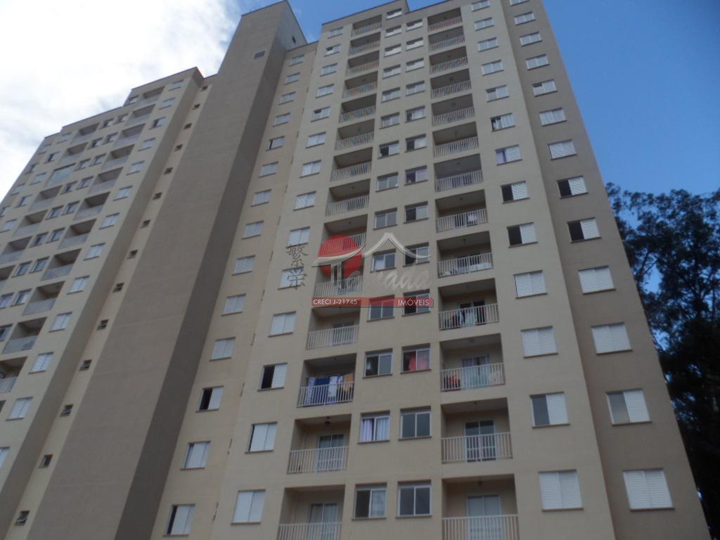 Apartamento residencial à venda, Vila Lourdes, São Paulo - AP0857.
