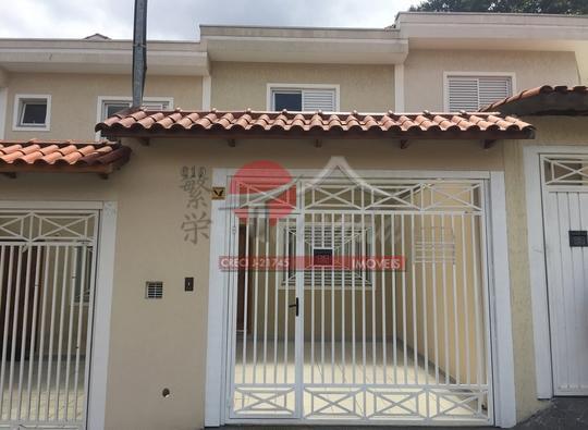 Sobrado residencial à venda, Vila Buenos Aires, São Paulo - SO2220.
