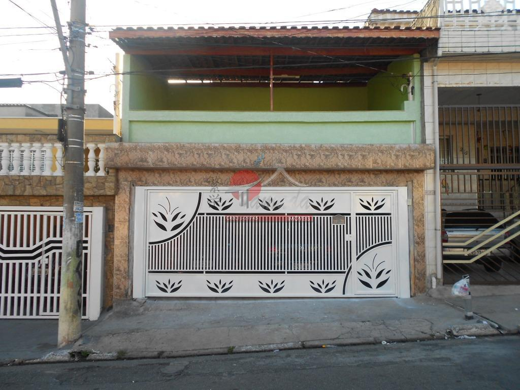 Sobrado de 2 dormitórios em São Mateus, São Paulo - SP