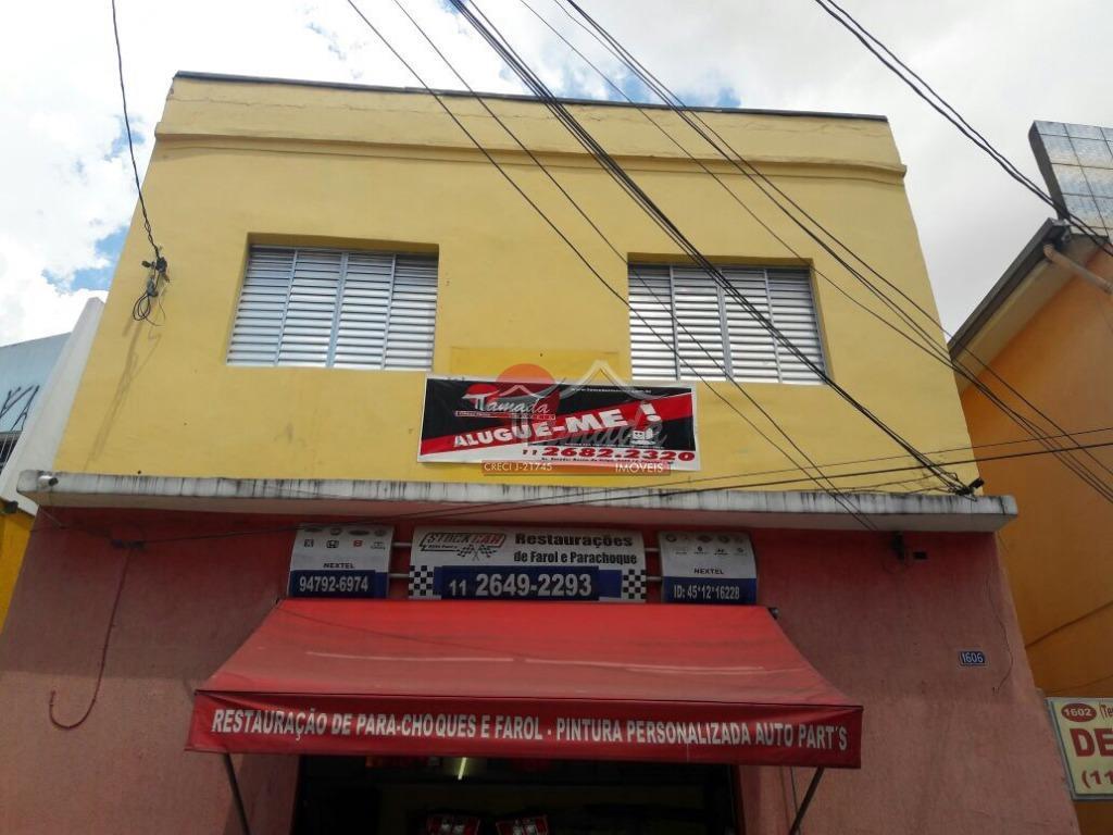 Casa com 2 dormitórios para alugar, 70 m² por R$ 1.100/mês - Vila Marieta - São Paulo/SP