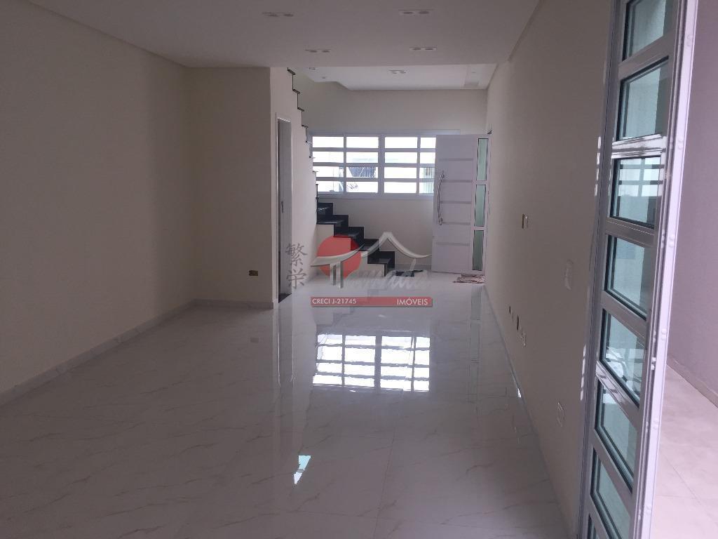Sobrado com 2 dormitórios à venda, 91 m² por R$ 480.000 - Jardim Popular - São Paulo/SP