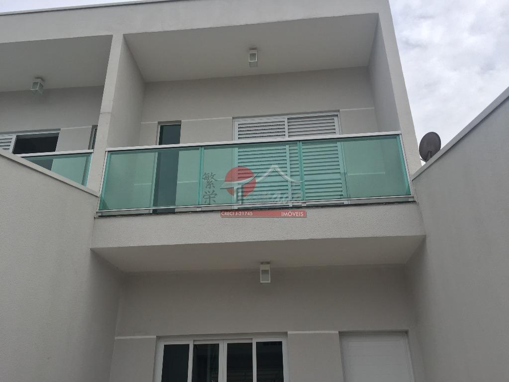 Sobrado com 2 dormitórios à venda, 75 m² por R$ 380.000 - Jardim Popular - São Paulo/SP