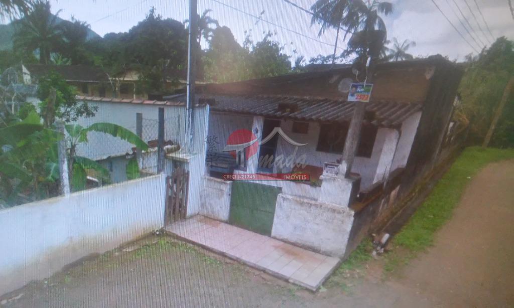 Terreno à venda, 456 m² por R$ 80.000 - Sertão da Quina - Ubatuba/SP