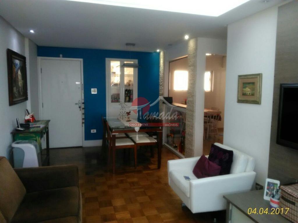 Apartamento residencial à venda, Tatuapé, São Paulo - AP0976.