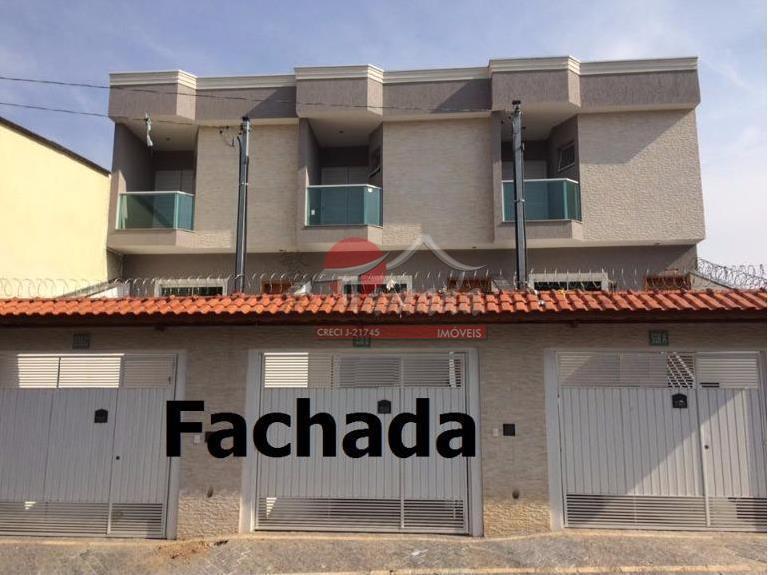 Sobrado com 3 dormitórios à venda, 150 m² por R$ 460.000 - Jardim Lisboa - São Paulo/SP
