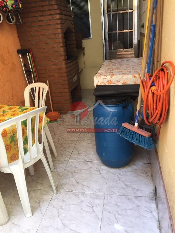 Sobrado de 4 dormitórios à venda em Vila Buenos Aires, São Paulo - SP