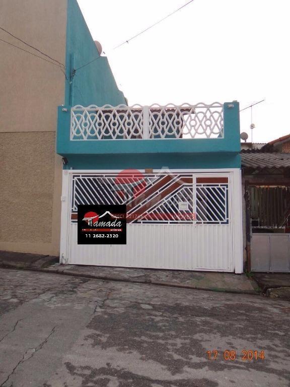 Sobrado com 3 dormitórios à venda, 148 m² por R$ 350.000 - Vila Carmosina - São Paulo/SP
